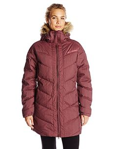 Helly Hansen Womens Hilton Down Parka Bordeaux Large ** Learn more by visiting the image link. This is an Amazon Affiliate links.