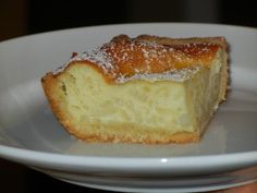 Italian Easter Lemon Rice pie, Torta di Riso.  I'm going to make this weekend, in hopes this is reminiscent of Bottega's fabulous (and vanished) Arborio Rice Tart. Yum!