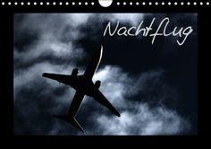 Nachtflug (Wandkalender 2014 DIN A4 quer) bei averdo