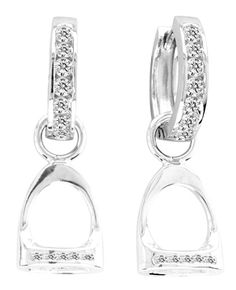 Special Offers Available Click Image Above: Kelly Herd Stirrup Dangle Earrings Horse Jewelry, Western Jewelry, Equestrian Style, Equestrian Fashion, Sterling Silver Jewelry, Dangle Earrings, Jewelry Accessories, Dangles, Fashion Jewelry