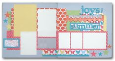 Annette's Creative Journey: Starting to see spots - final Dotty For You sample