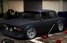 Weird and wonderful cars from this gear head's imagination Fiat 128, Rc Cars For Sale, Subaru Wrx, Unique Cars, Modified Cars, Sport Cars, Car Pictures, Custom Cars, Luxury Cars