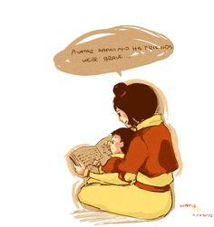 Jinora and Rohan