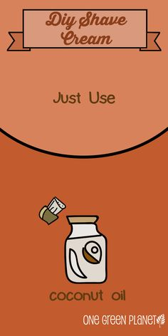 DIY Shave Cream  #livegreen #DIY
