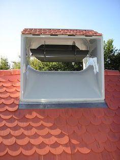 L'aérocube, une éolienne domestique sur le toit