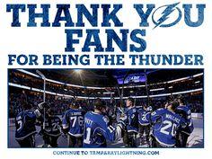 Tampa Bay Lightning!