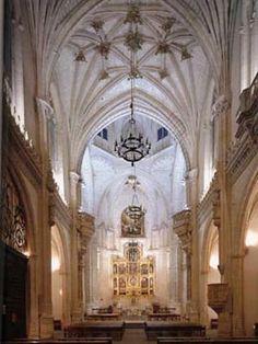 San Juan de los Reyes Iglesia in Toledo, Spain
