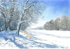 Michal Suffczynski : www.suffczynski.art.pl ; watercolor