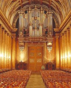 Grand Orgue de Rennes en Ille et Vilaine 35 France