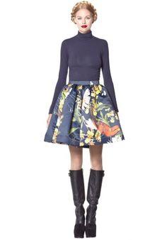 alice + olivia   PIA POOF FULL SKIRT...love this feminine skirt with 579cf151e7f2