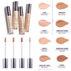 urban decay naked concealer - Google Search