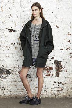 Babyghost Fall 2015 Ready-to-Wear Fashion Show