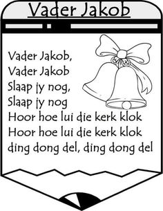 Kindergarten Lessons, Preschool Learning, Education Quotes, Kids Education, Afrikaans Language, Kids Poems, Children Songs, Classroom Expectations, Rhymes Songs