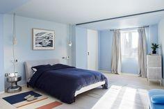 19 Greek Street fits out Saint Martin's Lofts show apartment Soho, Lofts, Art Nouveau, Dispositions Chambre, Bedroom Decorating Tips, Bedroom Layouts, Dream Bedroom, Master Bedroom, Beautiful Bedrooms