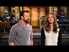 Jennifer Lawrence SNL Promo