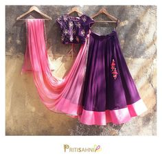 super Ideas for skirt tulle pink blushes Half Saree Designs, Choli Designs, Lehenga Designs, Blouse Designs, Half Saree Lehenga, Indian Lehenga, Lehenga Dupatta, Lehenga Skirt, Lehenga Blouse