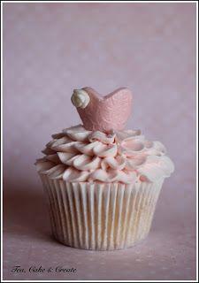 Tea, Cake & Create: Ballerina Cupcake Topper