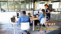 """Un centre d'affaires collaboratif et de coworking à l'esprit très """"new-yorkais"""""""
