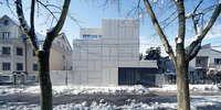 Villa Criss Cross Envelope on Architizer
