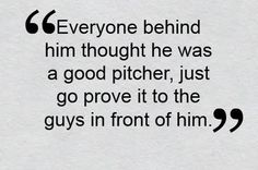 Clay Buchholz impressed during his outing against the Indians on May 11, but it wasn't until after Bobby Valentine shared some words of wisdom with the pitcher during a mound visit.