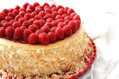 Raspberry coconut cheesecake!  http://stressedspelledbackward.blogspot.com/2013/01/toasted-coconut-raspberry-cheesecake.html?m=1