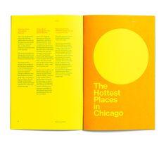 Alex Fuller  // Heat // layout
