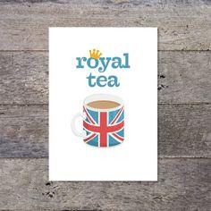 Royal Tea.....My Mema was from England & LOVED her Tea!