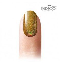 Indigo Nails Holo Effect Royal Gold - indigonails.ie