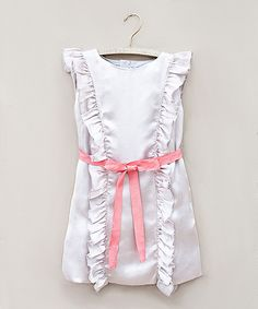 Look at this Stone Lillia Dress - Toddler & Girls on #zulily today!