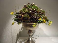 Florales Objekt Blumen Renner,Lörrach Design: Hansjörg Renner