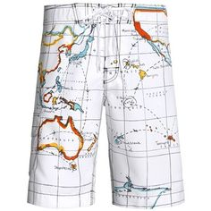 Billabong treasure hunt boardshorts @Melissa Miller.