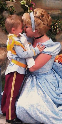 So This is Love . . . Valentine's Day Disneyland style.