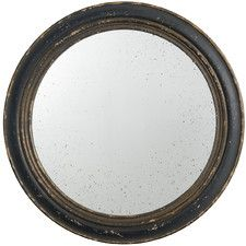 Ionia Round Oversized Wall Mirror