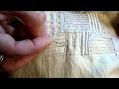 tension and stitch - YouTube