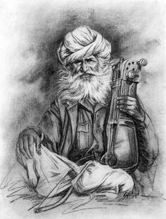 Art Discover Drawing by Laxman Kumar Artist Delhi (India) Abstract Pencil Drawings, Pencil Sketch Drawing, Dark Art Drawings, Art Drawings Sketches, Drawing Faces, Life Drawing, Drawing Tips, Pencil Shading, Charcoal Sketch