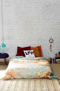 Shannon Clark For DENY Softly Duvet Cover #urbanoutfitters