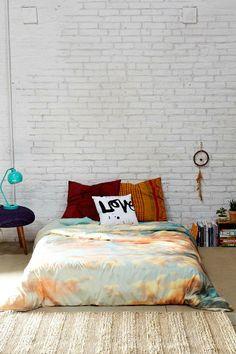 Shannon Clark For DENY Softly Duvet Cover #urbanoutfitters