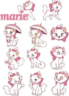 Wallpaper gata marie de Disney - Imagui Marie Aristocats, Aristocats Tattoo, Aristocats Party, Gatos Disney, Disney Cats, Disney Cartoons, Disney Pixar, Disney Love, Disney Magic