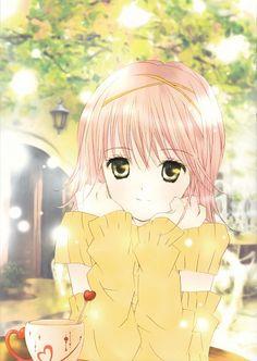 Tags: Anime, Shugo Chara!, Hinamori Amu, PEACH-PIT, Scan