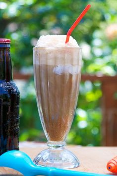Weight Watchers Root Beer Float Recipe. (2 points plus)