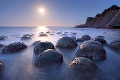 Schooner Gulch - Mendocino, California-Unique Beaches