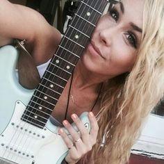 Arianna Powell Cheap Electric Guitar, Bass, Guitar Girl, Female Guitarist, Girls, Rock, Metal, Women, Guitar