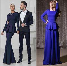 Трикотажное платье в женском гардеробе