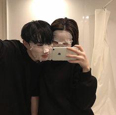 46 Ideas For Funny Cute Couples Romances Korean Girl Ulzzang, Style Ulzzang, Couple Ulzzang, Couple Goals, Cute Couples Goals, Cute Relationship Goals, Cute Relationships, Cute Couple Pictures, Couple Photos