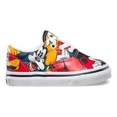 Vans and Disney come together for a magical collaboration that reimagines some of the most beloved and iconic animated characters.