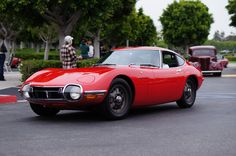 Have a look at this superb photo - what an artistic design Toyota 2000gt, Car Rental Company, Car Travel, Classic Toys, Car Insurance, Toys For Boys, Exotic Cars, Car Pictures, Cool Cars
