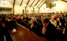 Vigils, services honor Connecticut school shooting victims