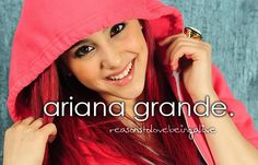 I can talk like cat from victorious the TV show a lot of people think I'm really good! Victorious Show, Sam And Cat, Just Girly Things, My Everything, My Happy Place, People Like, Ariana Grande, Thats Not My, Tv Shows