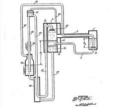 1930: Albert Einstein and fellow nuclear scientist Leo Szilard receive an American patent for a new kind of refrigerator that requires no electricity.