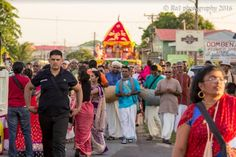 By Paramatma dasa Last Saturday, on September 24, history was created when ISKCON of Suriname held its first Ratha-yatra festival in the capital City of Paramaribo, with the Lord Jagannath cart par…